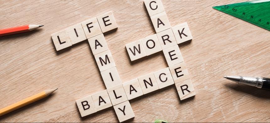 WFH Work-Life Balance
